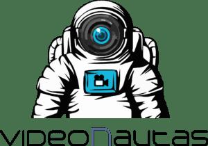 Logo astronauta Videonautas