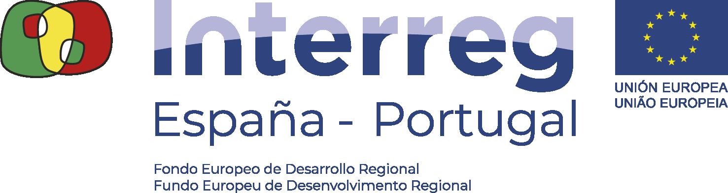 logotipo Interreg España Portugal