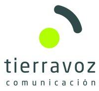 logotipo tierravoz comunicación